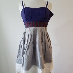 Silence + Noise UO summer dress size small